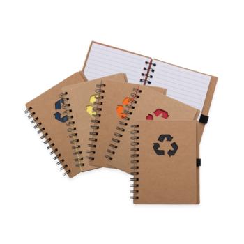 Caderno Ecológico para Brinde