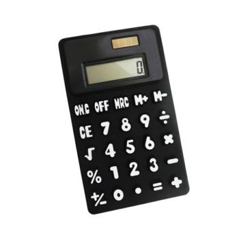 Calculadoras Flexível para Brindes