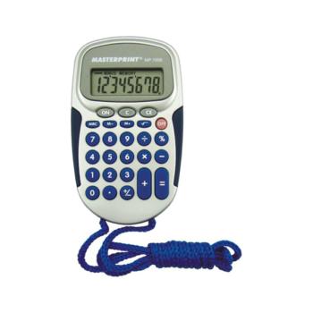 Calculadoras com Cordão