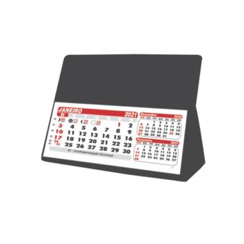 Calendario em PVC