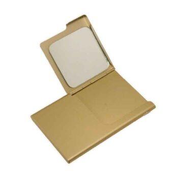 Porta Cartão com Espelho