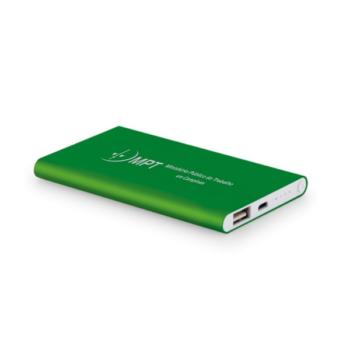 Power Bank Personalizado Verde