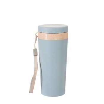 Copo térmico fibra de bambu personalizado