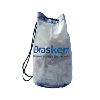 Mochila personalizada tipo saco